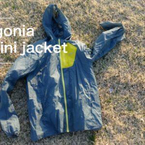 パタゴニア フーディニジャケット
