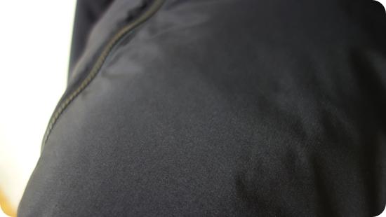 アークテリクスのビジネスコート「コダジャケット」の特徴や写真をブログレビュー