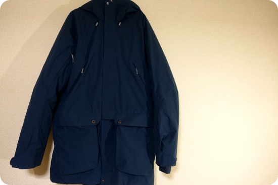 HOUDINI Mens Spheric Parka スフェリック パーカ
