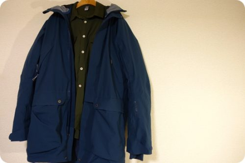 Spheric Parka