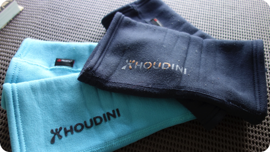HOUDINI POWER WRIST GAITER