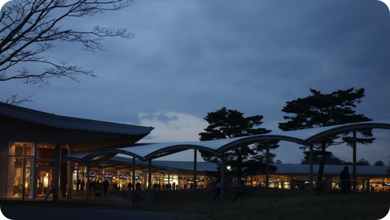 【アウトレット】アウトドアブランドが豊富 軽井沢・プリンスショッピングプラザ